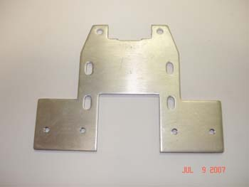 2103 - Mounting plate