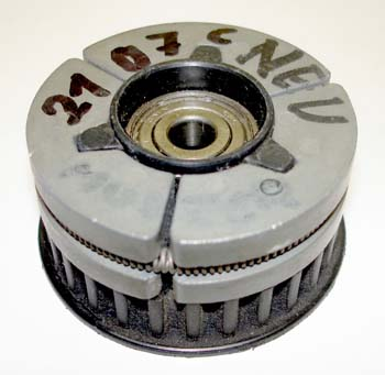 2107N - Clutch, complete
